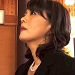 【円城ひとみ】近親相姦!45歳・四十路の美熟女な未亡人!喪服姿が艶やかで色っぽく…。兄嫁を狙い犯ス!