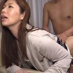 翔田千里の接吻セックス!四十路の美熟女人妻が愛人とディープキス不倫中出し!