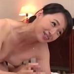 熟女デリヘルで切り番GETのサプライズ!超S級な五十路の童顔な美熟女がやって来た!!! 安野由美