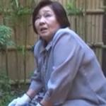 祖母と孫の近親相姦!63歳・六十路ぽっちゃり婆ちゃんに中出し!! 大内静子