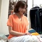 おばさんレンタルで還暦間近の五十路58歳の熟女がキタ!!! どこまでHな事ができるかモニタリングSTART!!!
