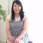 徳島美沙の初撮り!ぽっちゃり巨乳な五十路(50歳)の人妻が初めてのハメ撮りで中出し!