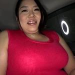 三浦カナ初撮り!Iカップ爆乳デカ尻ぽっちゃりボディの人妻が初めてのハメ撮りで感じまくり!