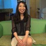 【楠由賀子】54歳のスレンダー五十路妻!ハメ撮り&おしっこ放尿!