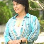 倉沢紀子の初撮り!53歳の五十路熟女お母さんが息子のススメでAVデビューして中出しハメ撮り!