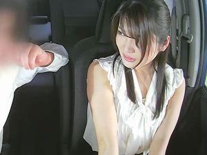 ドライブレコーダー盗撮!清楚な美人妻が職場の上司と寝取られ不倫カーセックス!!