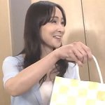 【香澄麗子】嫁の母は妖艶フェロモンを放つ四十路のスレンダー美魔女!!