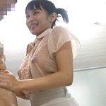 【逢見リカ】ノーブラ巨乳おっぱいで誘惑する息子の嫁!