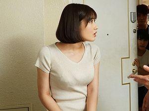 【藤森里穂】義姉の誘惑!巨乳美人な義姉が無防備な格好で家の中をウロつくので・・・