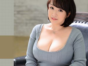 弘千花碧AVデビュー!47歳!ゆるふわ爆乳Hカップ人妻の初撮り!