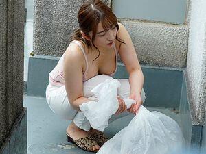 【北野未奈】隣家の巨乳奥さんに欲情した童貞!その結末は・・・
