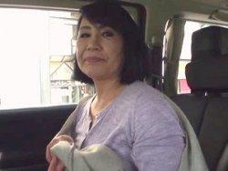 高齢熟女ナンパ!65歳おばさんGET!! ぽっちゃり垂れ乳な六十路妻をホテルへ連れ込みヤバイ不倫SEX!!!